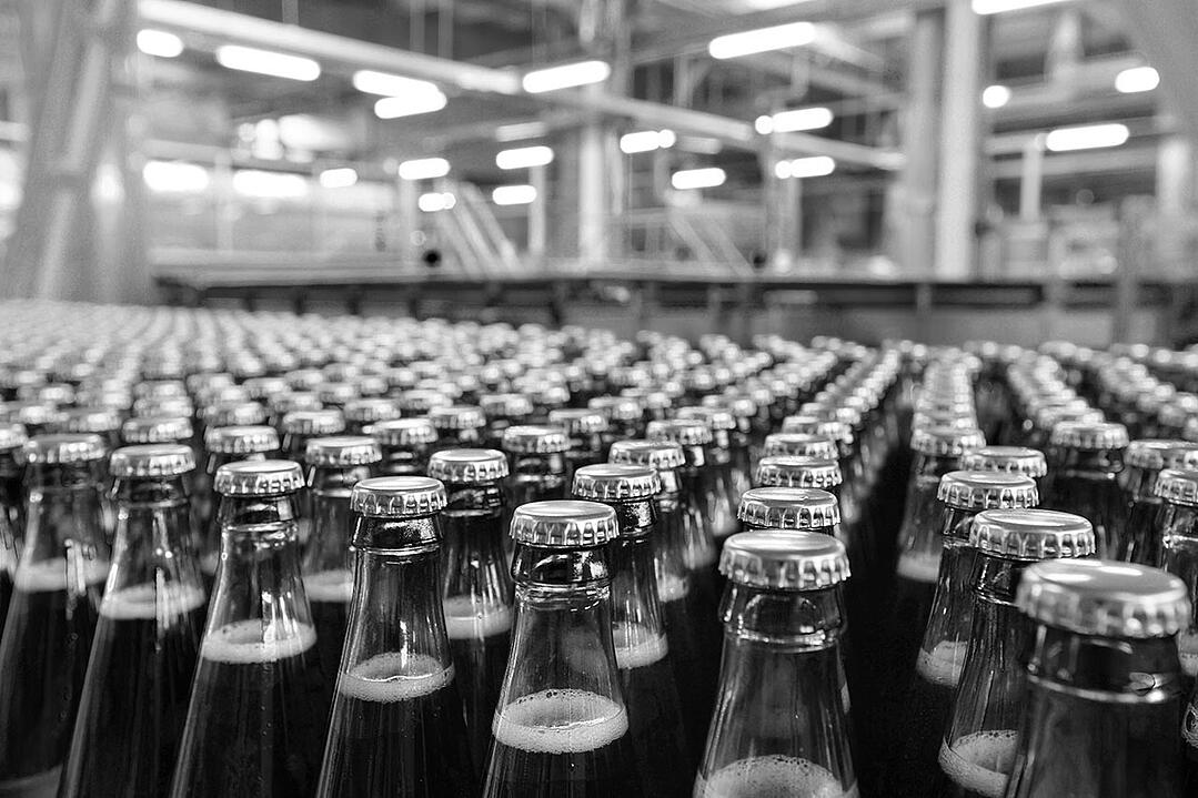 netsuite manufacturing for beverage companies
