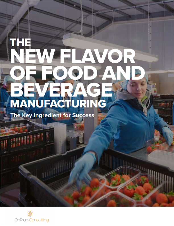 The New Flavor of Food   Beverage Manufacturers pdf-1